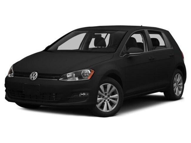 2017 Volkswagen Golf TSI SEL 4-Door Hatchback