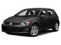 2017 Volkswagen Golf SEL 1.8T  SEL Auto