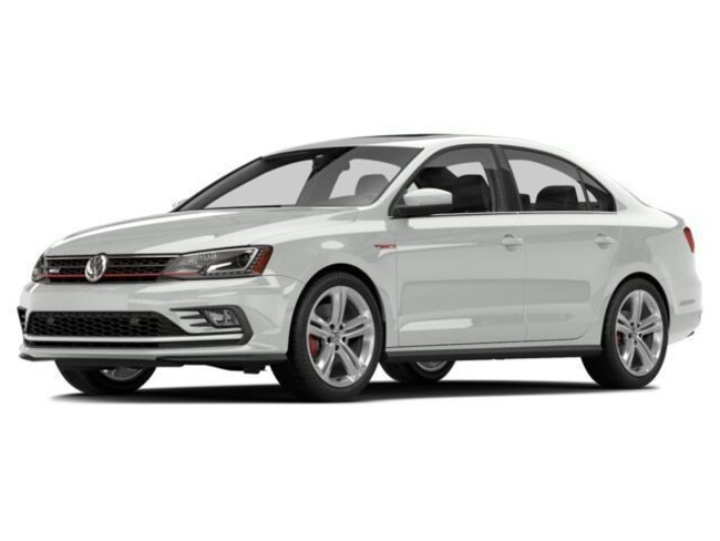 Used 2017 Volkswagen Jetta GLI Sedan in Columbus