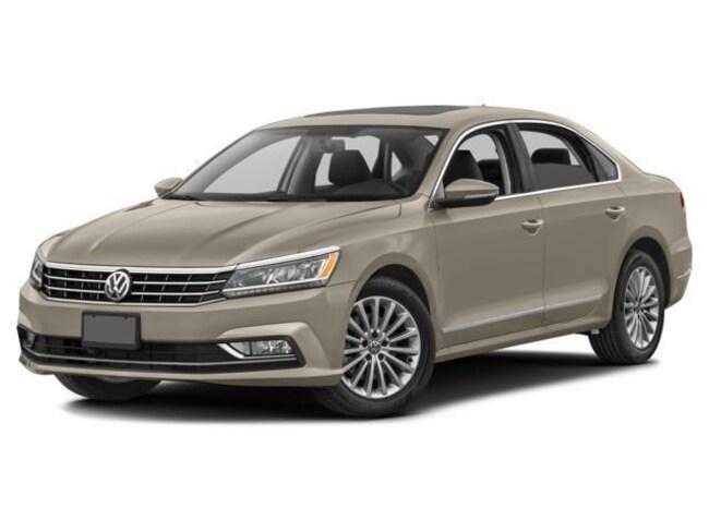 2017 Volkswagen Passat 1.8T SE Sedan