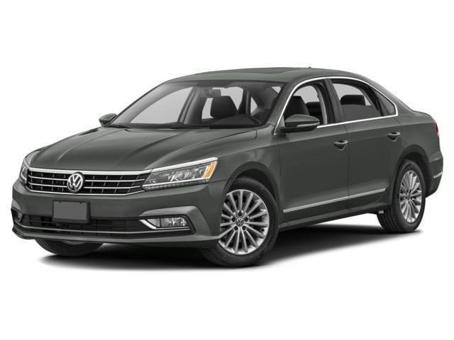 2017 Volkswagen Passat 1.8T SE w/Technology Sedan