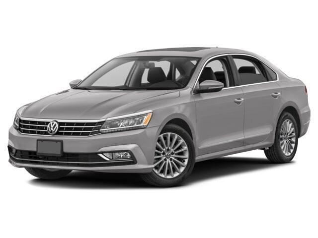 2017 Volkswagen Passat 1.8T SEL Premium Sedan