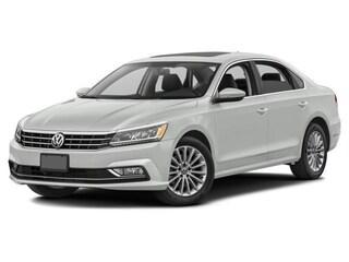 New 2017 Volkswagen Passat V6 SEL Premium Sedan Colorado Springs