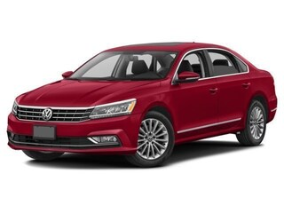 2017 Volkswagen Passat V6 SEL Premium V6 SEL Premium DSG