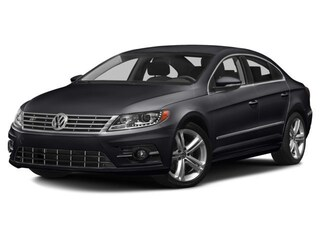 2017 Volkswagen CC 2.0T R-Line Executive w/PZEV Sedan