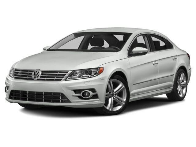 2017 Volkswagen CC 2.0T R-Line Executive w/Carbon/PZEV Sedan