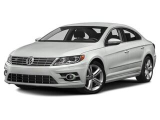 New 2017 Volkswagen CC 2.0T R-Line Executive w/Carbon/PZEV Sedan for sale in Danbury, CT