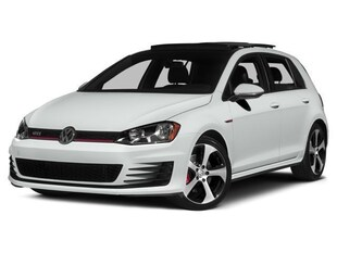 2017 Volkswagen Golf GTI S 4-Door Hatchback