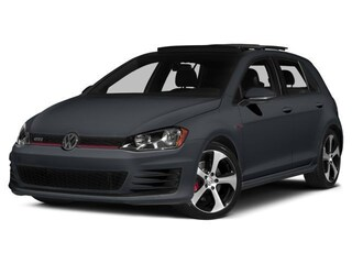New 2017 Volkswagen Golf GTI S 4-Door Hatchback VW170943 in Brunswick, OH