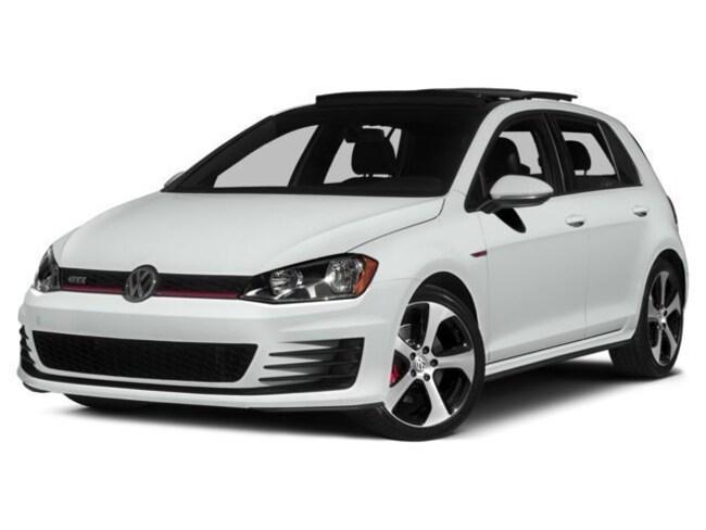2017 Volkswagen Golf GTI Sport 2.0T  Sport DSG