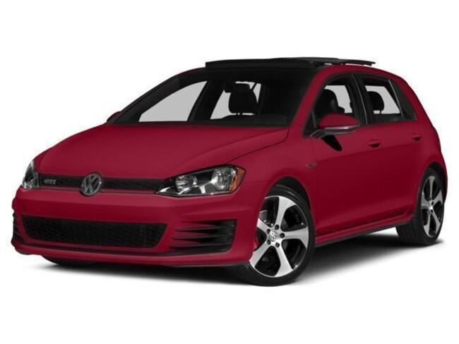 2017 Volkswagen Golf GTI SE 4-Door Cars