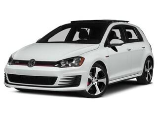 Used 2017 Volkswagen Golf GTI SE 4-Door Hatchback for sale in Huntington Beach, CA at McKenna 'Surf City' Volkswagen