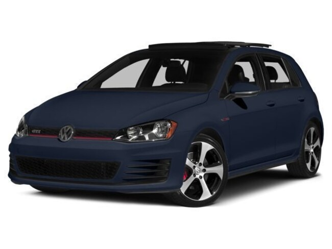 2017 Volkswagen Golf GTI SE Hatchback