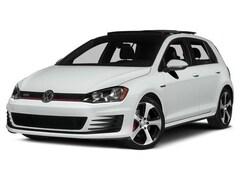 2017 Volkswagen Golf GTI Autobahn 4-Door Hatchback