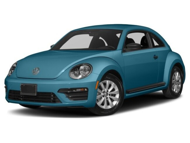 Used 2017 Volkswagen Beetle Hatchback for sale