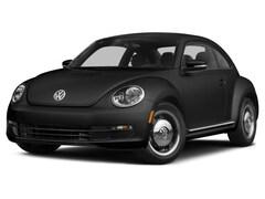Certified 2017 Volkswagen Beetle 1.8T Classic Hatchback 3VWF17ATXHM631188 for sale in Huntington Beach, CA at McKenna 'Surf City' Volkswagen