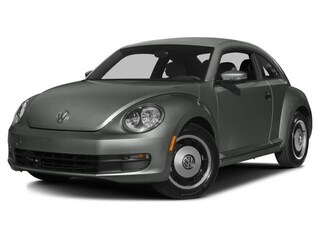 New 2017 Volkswagen Beetle 1.8T Classic Hatchback VW170912 in Brunswick, OH