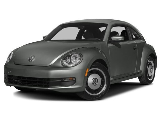 New 2017 Volkswagen Beetle 1.8T Classic Hatchback for sale in the Brunswick, OH