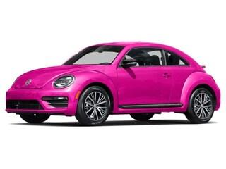 2017 Volkswagen Beetle 1.8T Pink Hatchback