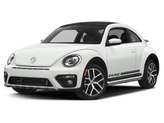 2017 Volkswagen Beetle 1.8T Dune 1.8T Dune Auto