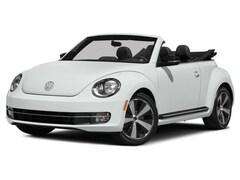 Used 2017 Volkswagen Beetle Convertible 1.8T Classic 1.8T Classic Auto in St. Petersburg, FL