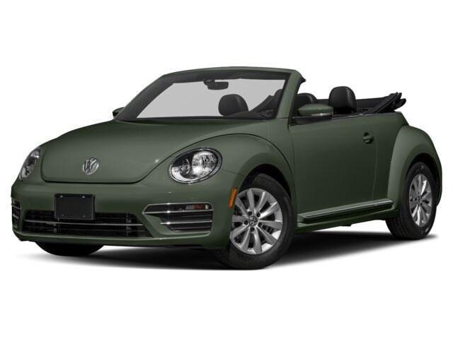2017 Volkswagen Beetle 1.8T Classic Convertible