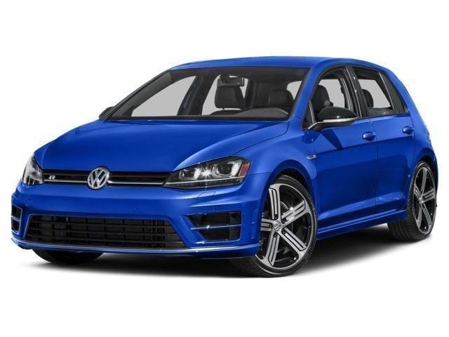 2017 Volkswagen Golf R 4-Door w/DCC & Navigation Hatchback