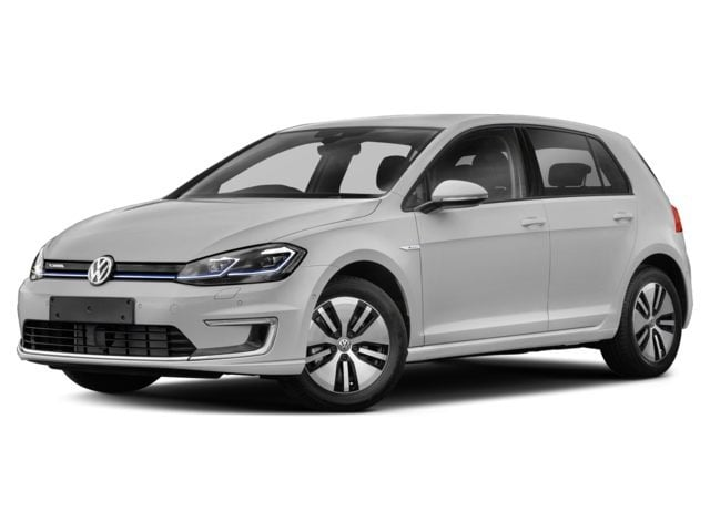 2017 Volkswagen e-Golf Hatchback