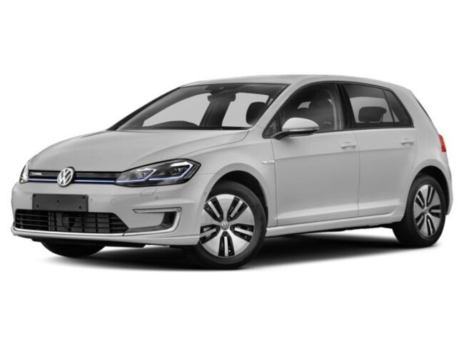2017 Volkswagen e-Golf SE Hatchback