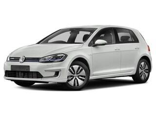 2017 Volkswagen e-Golf SEL Premium Hatchback