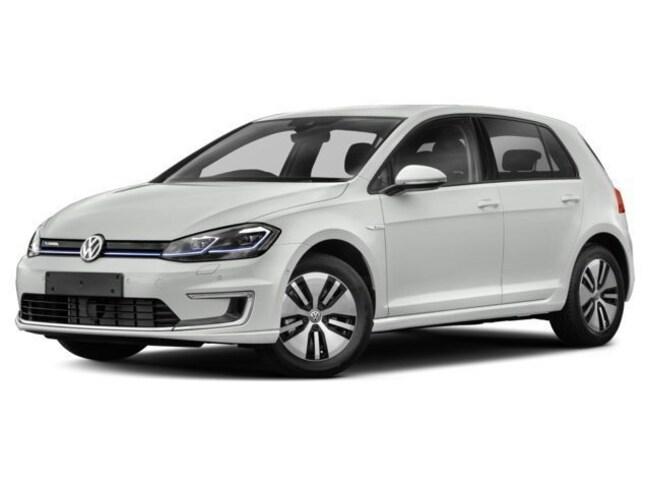 2017 Volkswagen e-Golf SEL Premium SEL Premium