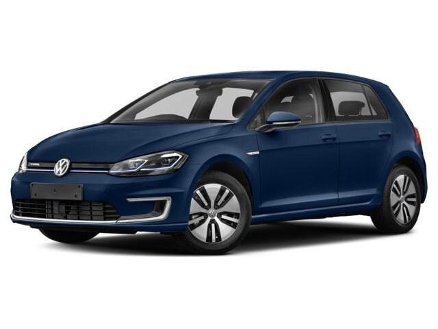 2017 Volkswagen e-Golf Hatchback