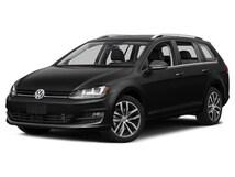 2017 Volkswagen Golf SportWagen TSI S Wagon