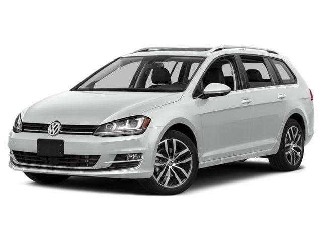 2017 Volkswagen Golf SportWagen Wagon