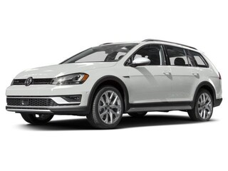 New 2017 Volkswagen Golf Alltrack TSI SE 4MOTION Wagon for sale in Fairfield, California