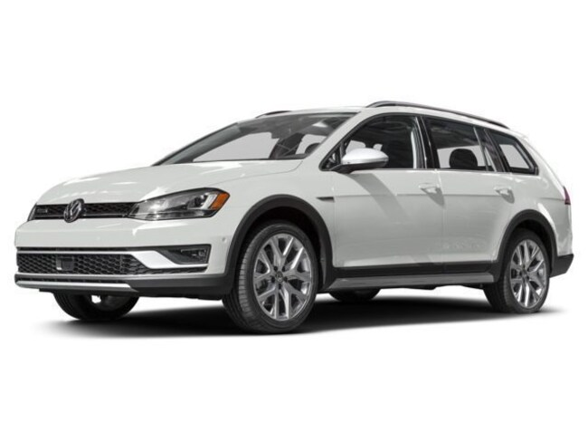 New 2017 Volkswagen Golf Alltrack TSI SE 4MOTION Wagon for sale Long Island NY