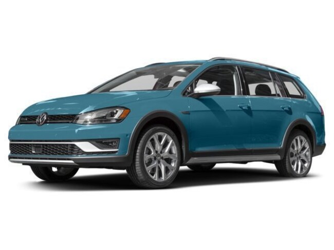 New 2017 Volkswagen Golf Alltrack TSI SE 4MOTION Wagon for sale Long Island NY