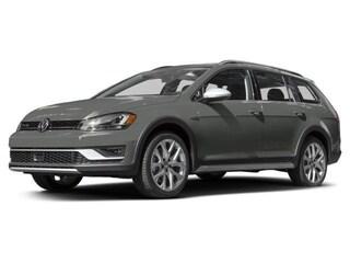 New 2017 Volkswagen Golf Alltrack TSI SE 4MOTION Wagon Colorado Springs
