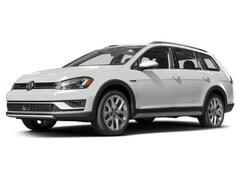 2017 Volkswagen Golf Alltrack TSI SEL (DSG) All-wheel Drive 4MOTION