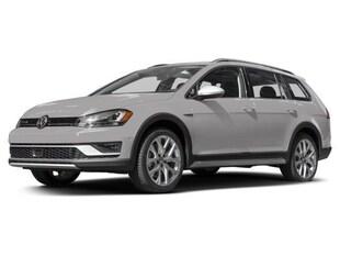 2017 Volkswagen Golf Alltrack 1.8T SEL DSG Wagon