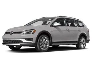 New 2017 Volkswagen Golf Alltrack TSI SEL 4MOTION Wagon 3VWH17AU7HM538596 for sale in Huntington Beach, CA at McKenna 'Surf City' Volkswagen