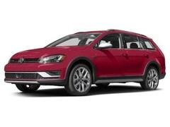 2017 Volkswagen Golf Alltrack TSI SEL 4motion Wagon