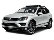 2017 Volkswagen Touareg V6 Executive 4MOTION SUV