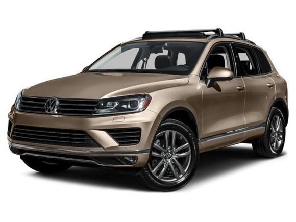 2017 Volkswagen Touareg V6 Executive 4MOTION SUV