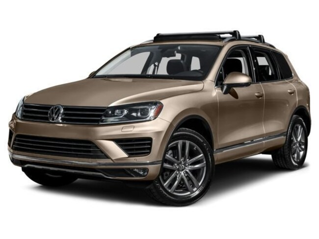 2017 Volkswagen Touareg V6 Executive SUV