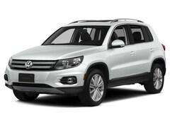 2017 Volkswagen Tiguan 2.0T Wolfsburg Edition 4MOTION SUV