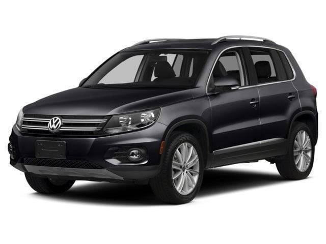 2017 Volkswagen Tiguan Wolfsburg Edition SUV