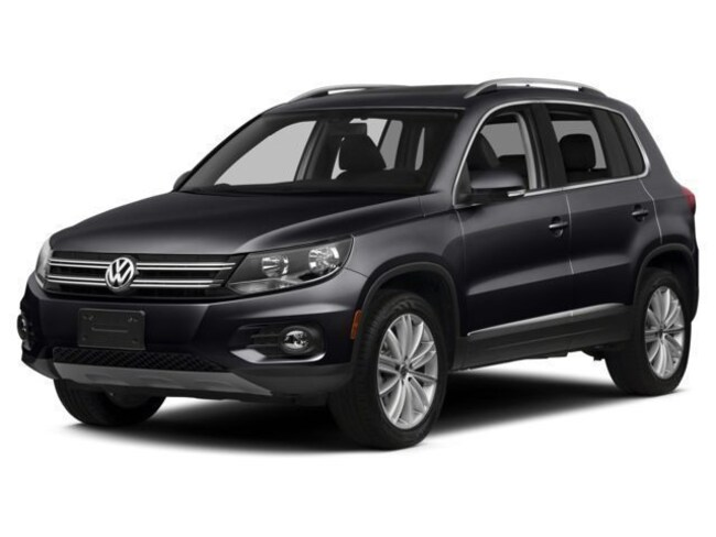 New 2017 Volkswagen Tiguan Limited LIMI SUV in Honolulu Area