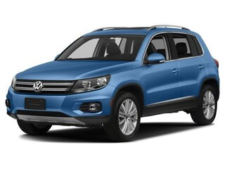 New 2017 Volkswagen Tiguan Limited 2.0T SUV in Tucson