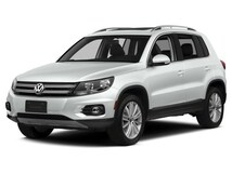 2017 Volkswagen Tiguan Limited 2.0T 2.0T 4MOTION